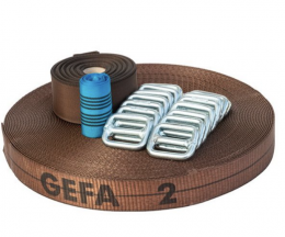 Gurtband 2 t /50 m/ Set