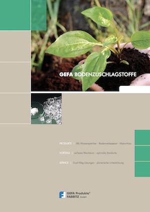 GEFA Bodenzuschlagstoffe