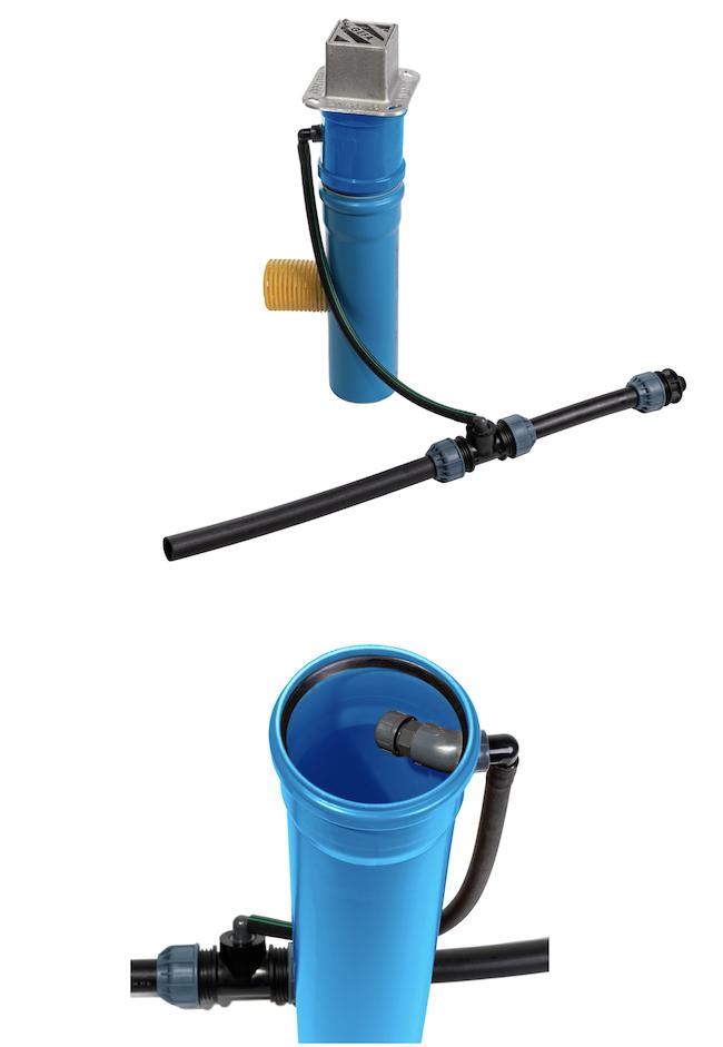 Adapter für Automatische Bewässerung