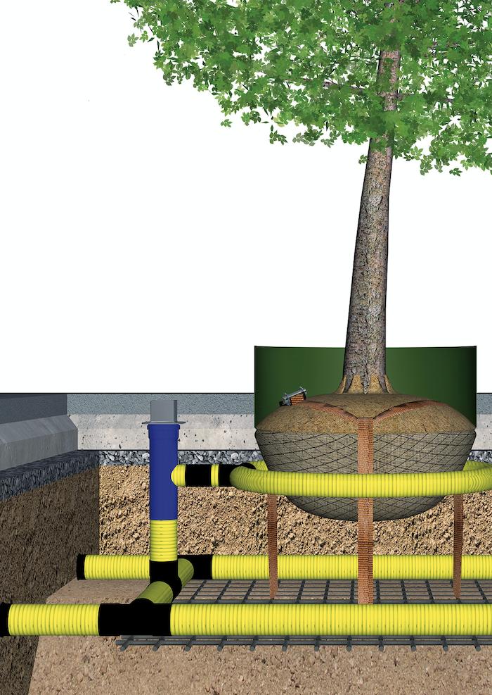 LUWA Bewässerung und Belüftung