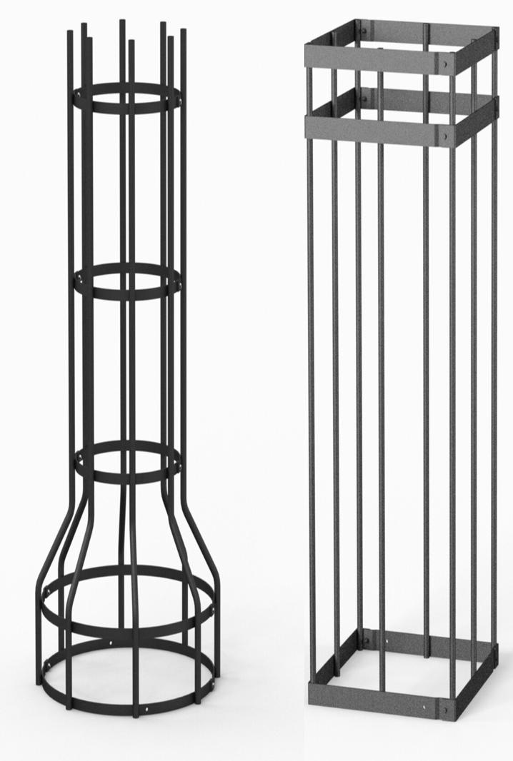Baumschutz-Gitter
